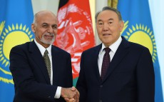 Meeting with President of the Islamic Republic of Afghanistan Mohammad Ashraf Ghani
