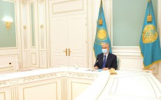 President of Kazakhstan Kassym-Jomart Tokayev took part in the affirmation ceremony of the new Chief Justice of the AIFC Court