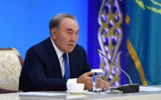 Meeting on Karaganda region's socio-economic development